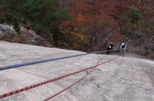 Sanirang Climbing School